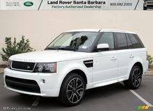 Automatic White Land Rover 2011 for sale