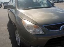 Green Hyundai Veracruz 2008 for sale