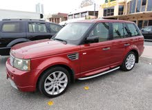 Land Rover Range Rover Sport 2009 For sale - Maroon color