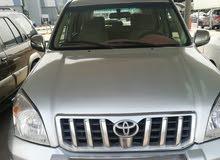 Toyota Prado 2003 model for sale