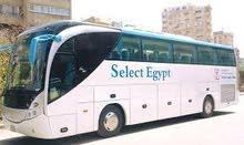 باصات سياحيه 50 راكب للايجار باقل سعر في مصر