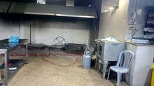 مطبخ وملحمه للبيع في ابو علندا