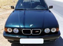 BMW E34 بي ام دبليو 525 موديل 95