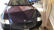 Maserati Quattroporte car is available for sale, the car is in Used condition