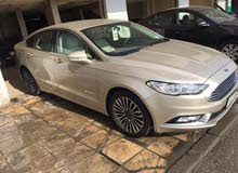 Automatic Ford 2017 for sale - New - Amman city
