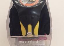 swatch watch unused