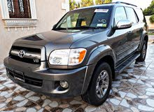 Automatic Used Toyota Sequoia
