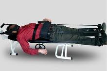 جهاز لـ شد الظهر ومعاجلة الام الظهر ومط الجسم كاملاً Body Stretch, Full Back stretching