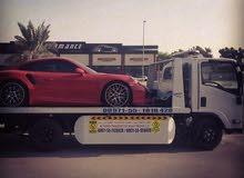 شحن سيارات من دبي الى الكويت