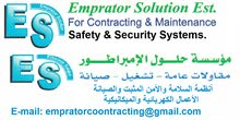 Emprator Solution Est are a Local Man Power Supply Company here in Saudi Arabia