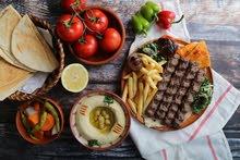 للضمان مطعم لبناني بالعارضية الحرفيه