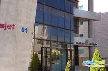 مكاتب 96م للايجار في الشميساني
