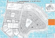 ارض عمارات (محفوره) مساحه 400م