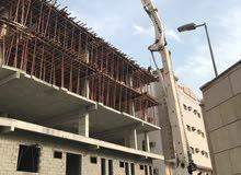 مقاول عام ترميم بناء جديد
