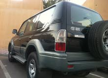 2002 Toyota Land Cruiser Prado GX, 4Cylinder 2.7Litre,8 Seater,4x4,GCC