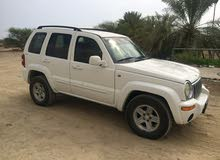 10,000 - 19,999 km Jeep Liberty 2002 for sale