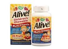 فيتامينات اطفال (multi vitamins)