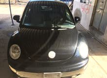 For sale 2006 Black New Beetle