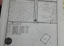 أرض سكنية للبيع في ديل آل عبدالسلام