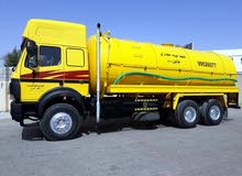 used west water tanker