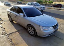 Silver Hyundai Sonata 2009 for sale