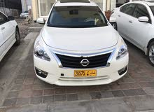 Nissan Altima car for sale 2015 in Muscat city