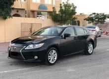 Lexus ES car for sale 2014 in Al Masn'a city