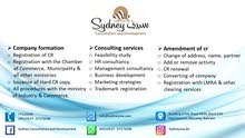 Company formation & consulting services