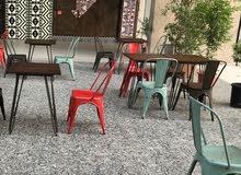 مطعم للبيع في قلب العاصمة (قرب مجمع الوزارات والحكومة مول وابراج البنوك) يخدم مئات الاف الموظفين