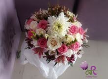 عمل مسكات الورد للاعراس