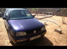 Blue Volkswagen E-Golf 1997 for sale