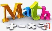 مدرس رياضيات..خبرة 20 عاما..توجيهي أول ثانوي