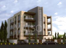 Al Bnayyat neighborhood Amman city - 150 sqm apartment for sale