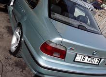 بي ام الدب 525 موديل 1999 بحالة جيدة للبيع