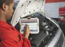 فحص كمبيوتر شامل لسيارات Full Car Checkup