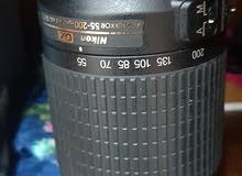 d3200 with 18-55mm vr2 kitlens+55-200mm telephoto zoom lens +8GB memory card