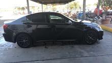 Lexus IS 2012 For sale - Black color