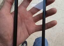 باك كفر لسامسونج نوت 8 المنيوم وشفاف من الخلف