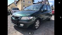 Gasoline Fuel/Power   Mazda Premacy 2002