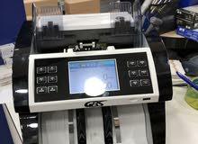 جي بي اس ماكينة عد الكاش للبيع