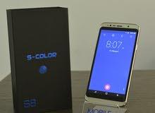 الهاتف الاسطوري S-COLOR  طبق الاصل من هاتف سامسونج S8