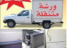 صيانة جميع انواع المكيفات 55368522ورشة متحركة للصيانة المكيفات بالمنزل
