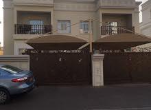 لأصحاب الذوق الراقي وعشاق الابداع تملك معنا توين فيلا فاخرة للبيع خلف مبنى رواسكو بالعذيبة الشمالية