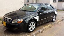 Automatic Kia 2007 for sale - Used - Tripoli city