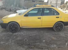 Electric Nissan Sunny 2000