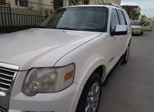For sale 2007 White Explorer