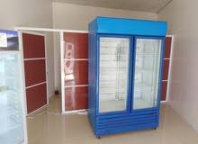 ثلاجة مستخدمة للبيع وبسعر قابل للتفاوض