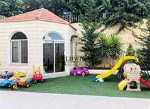 4 rooms  Villa for sale in Amman city Jubaiha