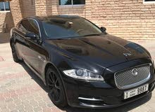 2013 jaguar XJL -v6 supercharge