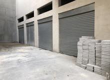 مخازن و مستودعات ومحلات للإيجار بمساحه 500 متر مربع